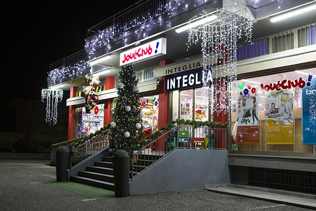 Integlia giocattoli negozio Natale 3
